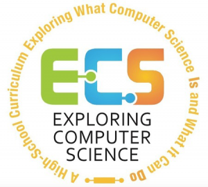 ECS Exploring Computer Science Logo