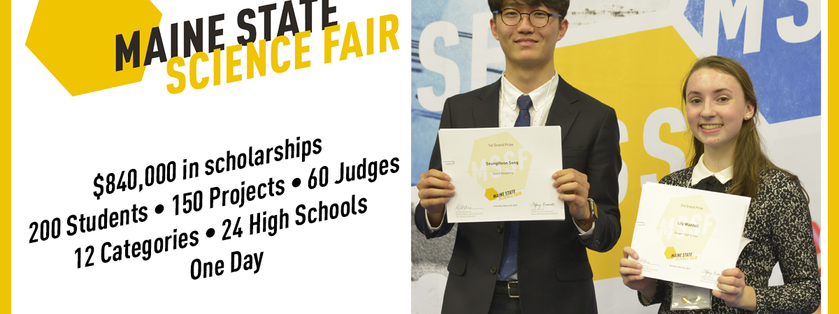 Maine State Science Fair 2017 Results