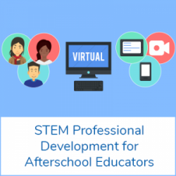 ACRES STEM Professional development for Afterschool Educators