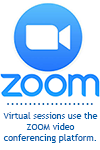 virtual pd zoom sessions