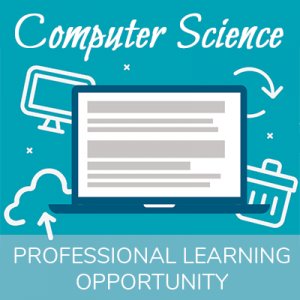 code.org professional learning opportunity