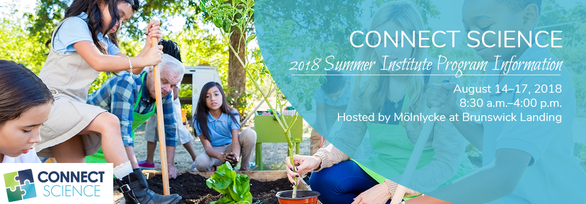 2018 Connect Science Summer Institute