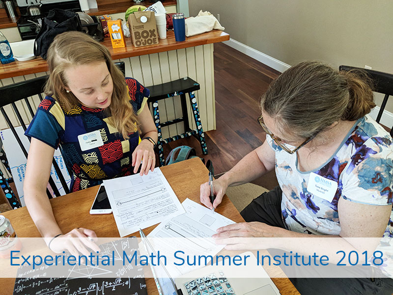 experiential math