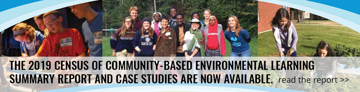 Census of Community-Based Environmental Learning