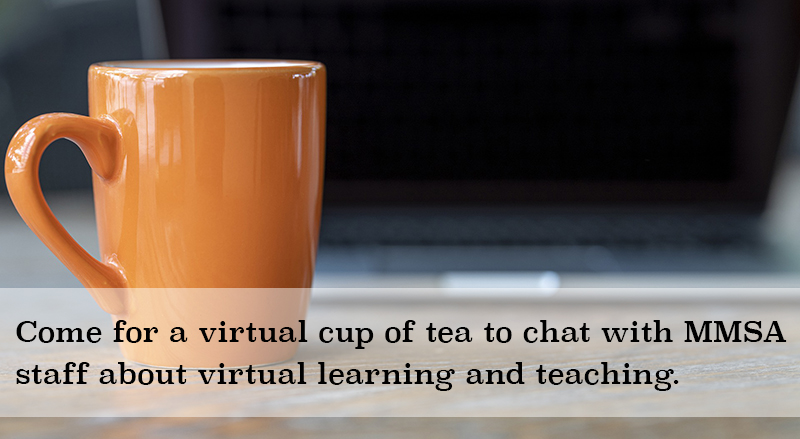 Virtual Learning Tea