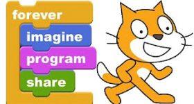 Scratch Cat, forever imagine program share