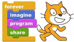 Scratch Cat, forever imagine program share
