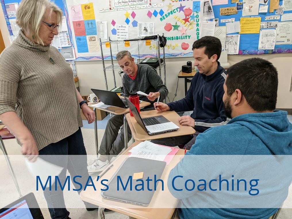 MMSA Math Coaching