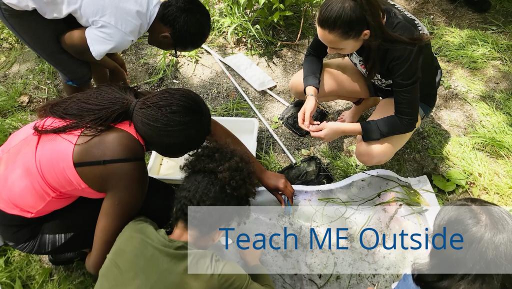 Teach ME Outside