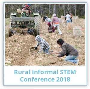 Rural Informal STEM Conference