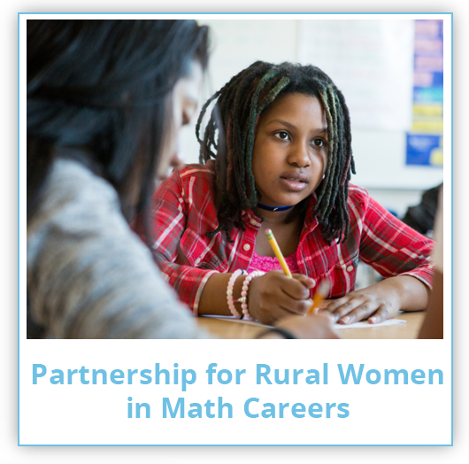 Partnership for Rural Women in Math Careers