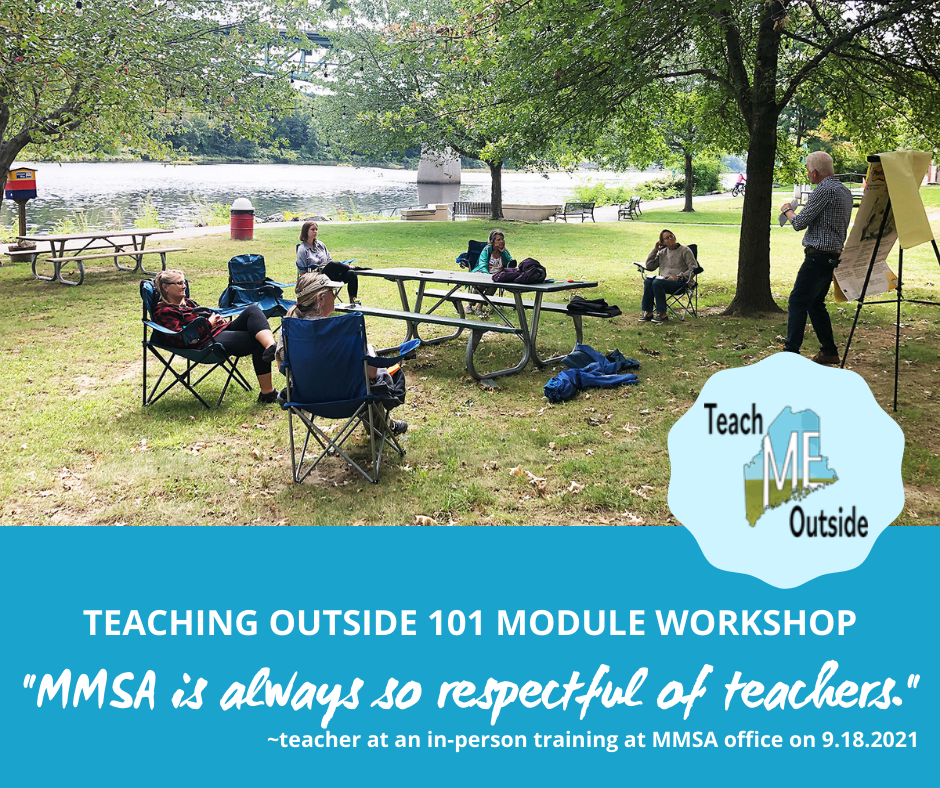 Teach ME Outside 101 Module